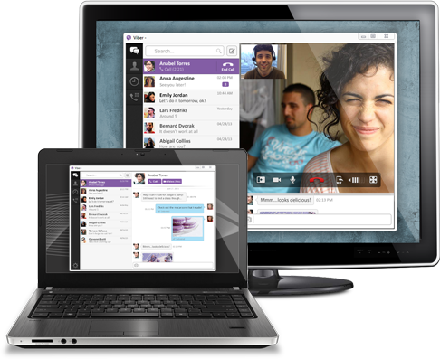 Viber для Windows & Mac
