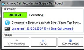 amolto call recorder программа для записи разговоров в skype